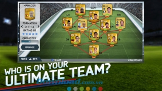 Tai FIFA 2014 Game FIFA 2014 apk android by EA Sports
